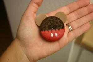 mickey-kurabiye