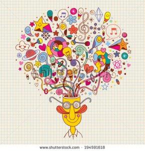 Çocuk ve Yaratıcılık: Çocuğun Yaratıcı Düşünme Becerisini Geliştirici SorularSormak