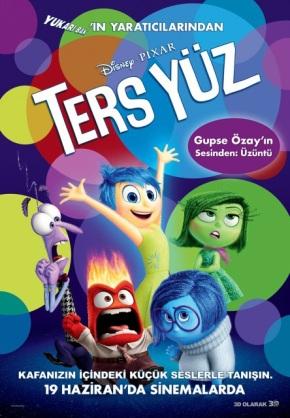 Pixar'ın, Ters Yüz (Inside Out) Filminin Çocuk Psikolojisi ve Çocuk GelişimineVurgusu