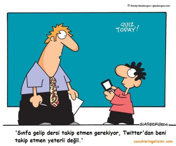cocuk-internet-karikatur